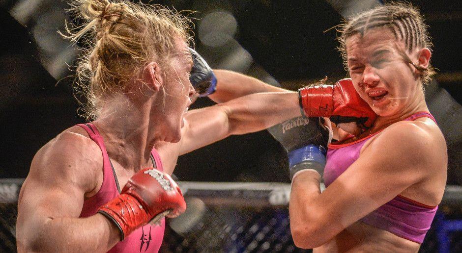 Weg in die UFC - Bildquelle: Imago sportfoto