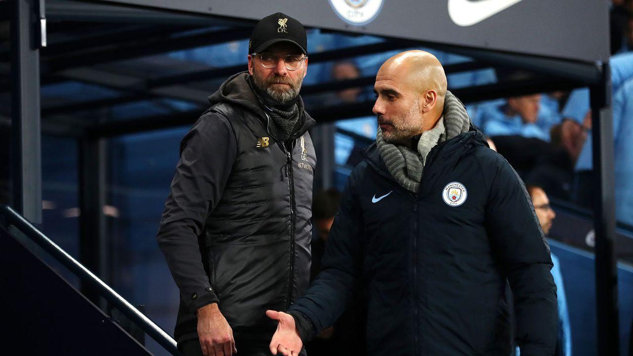 Spannendes Premier League-Titelrennen zwischen Liverpool und Manchester City  - Bildquelle: 2019 Getty Images