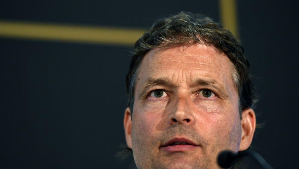 Verteidigt Werner vor den Medien: Marcus Sorg - Bildquelle: AFPSIDINA FASSBENDER