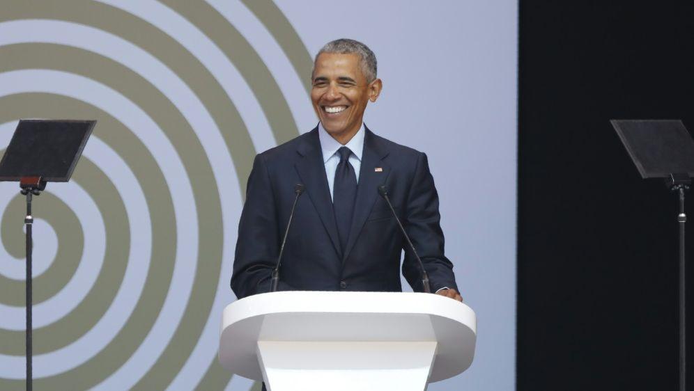 Obama sieht Frankreichs Weltmeister als gutes Vorbild - Bildquelle: AFPSIDMARCO LONGARI