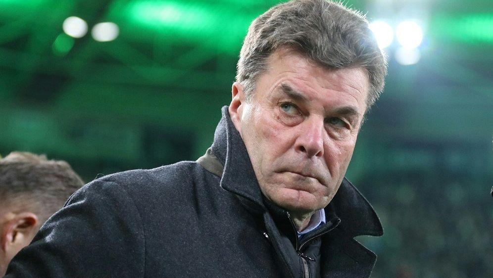 Posten als Sportdirektor für Hecking eine Option - Bildquelle: FIROFIROSID