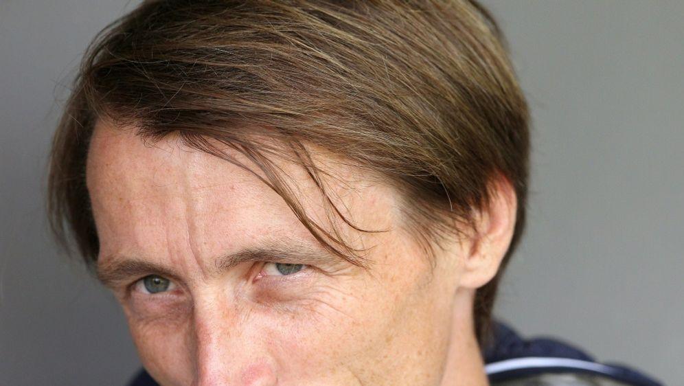 Erste Einblicke für Potsdams Trainer Matthias Rudolph - Bildquelle: FIROFIROSID