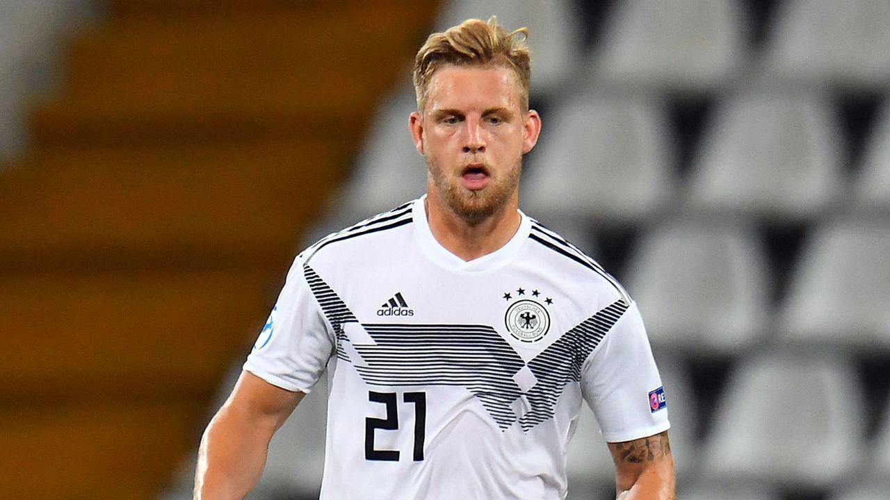 Mittelfeld: Arne Maier - Bildquelle: Getty 2019