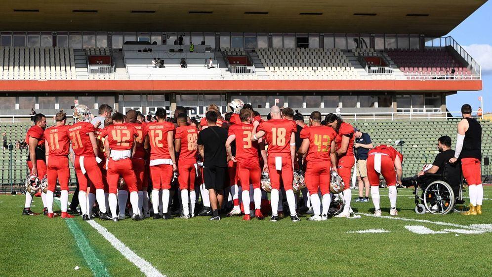 Die Berlin Thunder haben sich vomSpecial Teams Coach getrennt. - Bildquelle: imago images/Matthias Koch