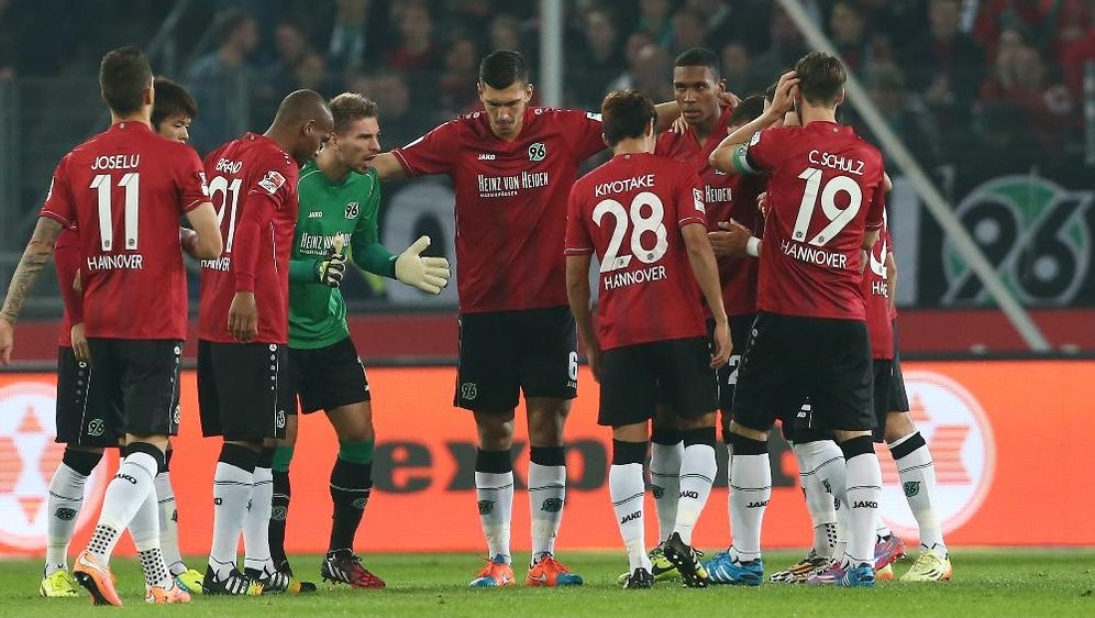 Hannover 96 Rückrunde