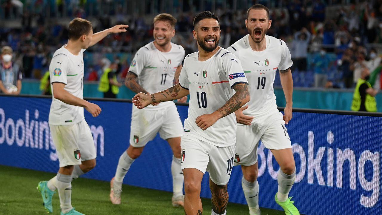 3. Platz: Italien - Bildquelle: Getty Images