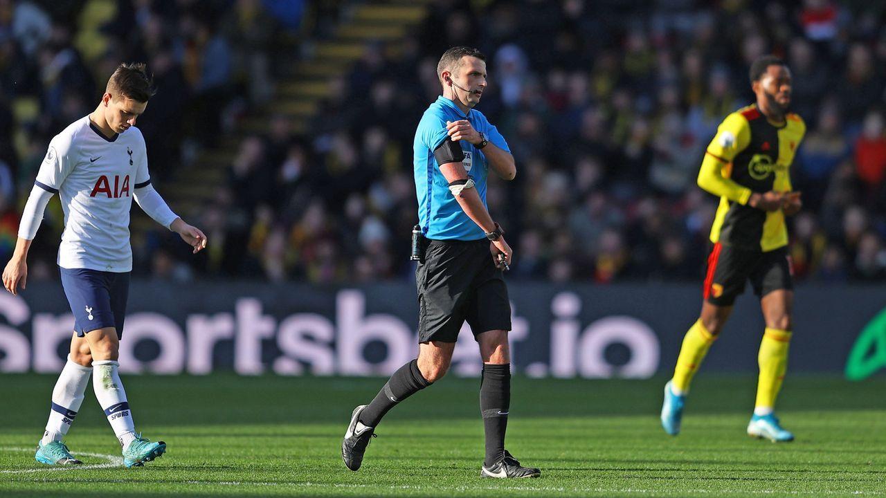 Premier League: VAR-Ärger setzt sich fort  - Bildquelle: getty