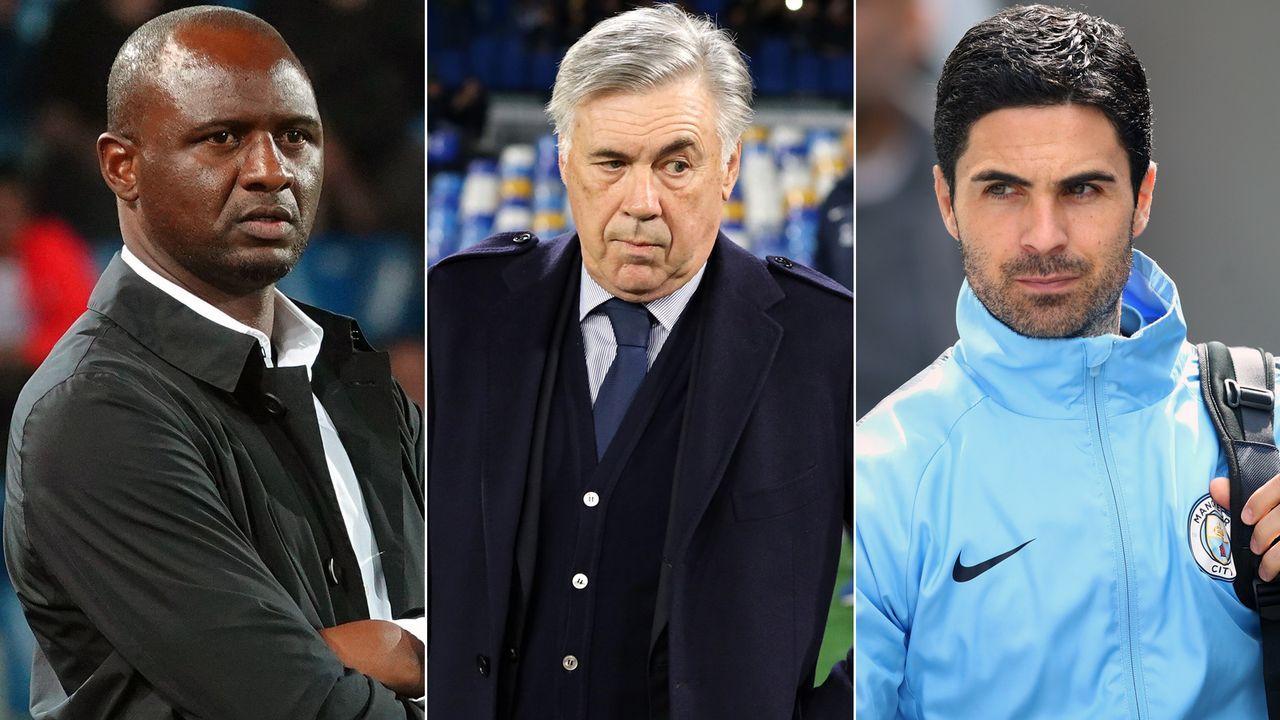 Nach dem Emery-Aus: Trainerkandidaten beim FC Arsenal - Bildquelle: Getty Images/Imago