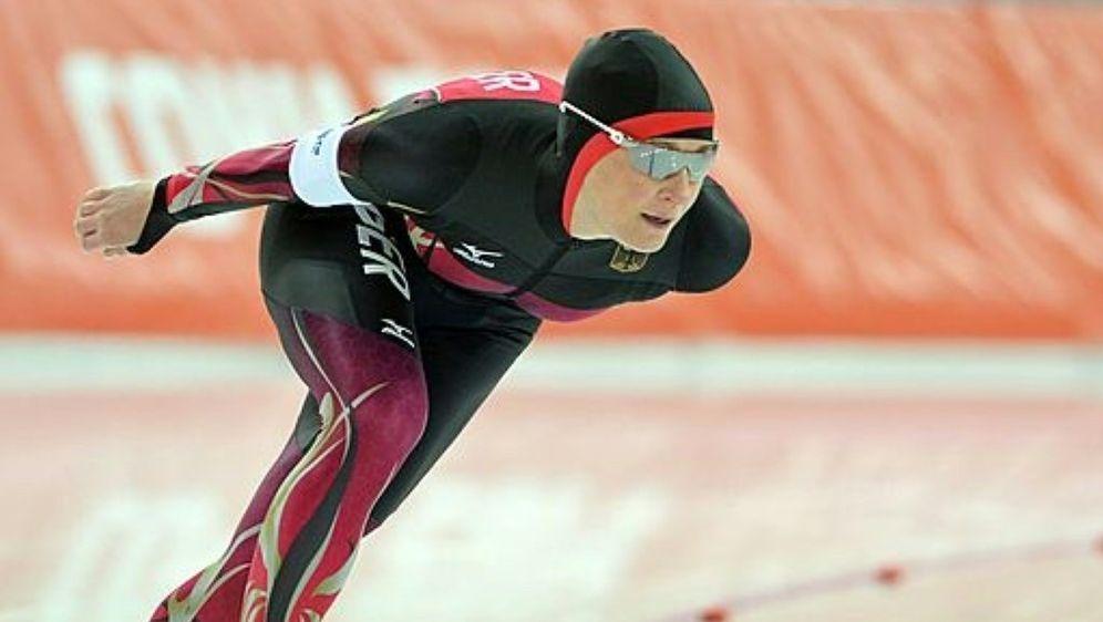 Platz acht für Claudia Pechstein - Bildquelle: FIROFIROSID