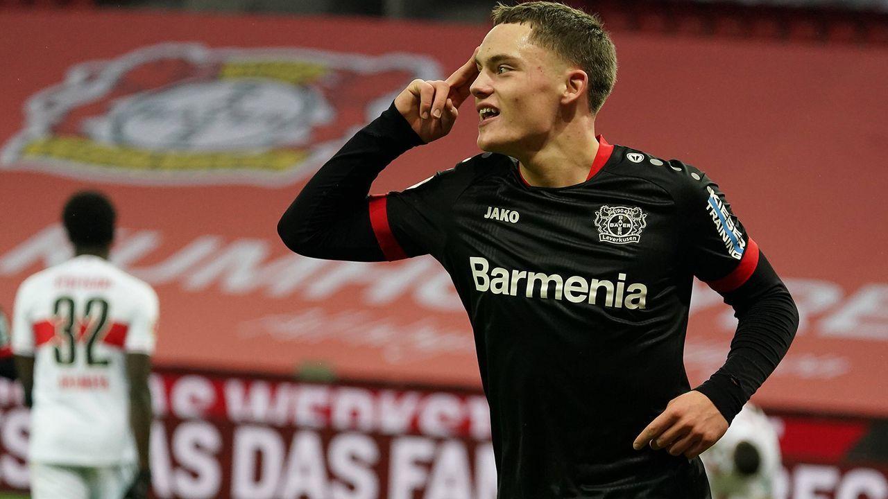 Florian Wirtz (Bayer Leverkusen) - Bildquelle: Imago Images