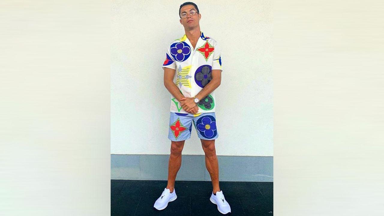 Cristiano Ronaldo - Bildquelle: cristiano/instagram