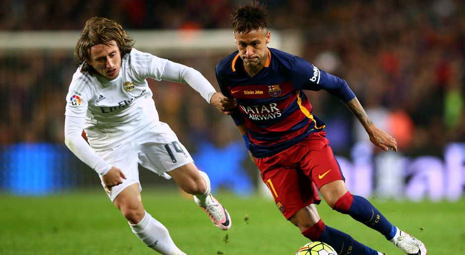 FC Barcelona vs. Real Madrid - Bildquelle: 2016 Getty Images