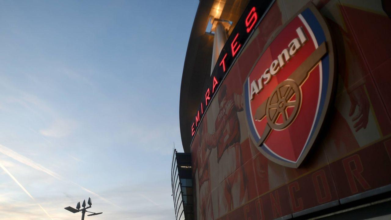 FC Arsenal  - Bildquelle: Imago