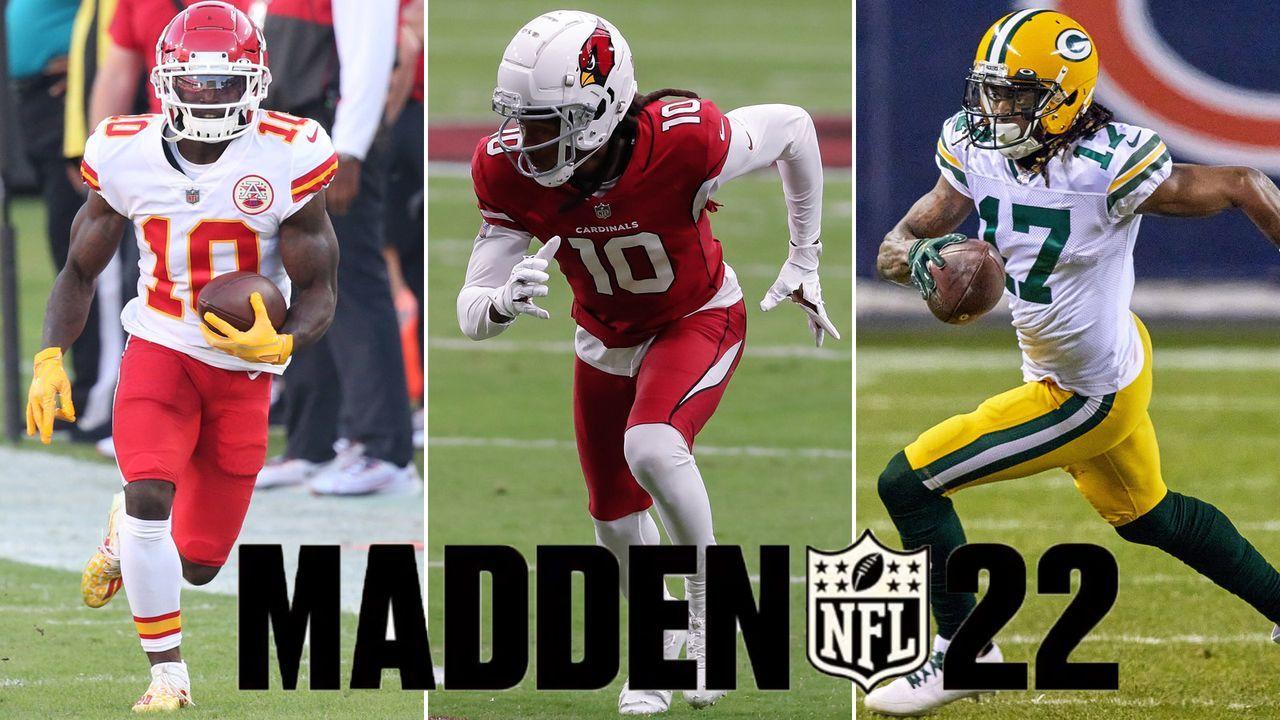 Madden NFL 22: Die zehn besten Wide Receiver  - Bildquelle: imago