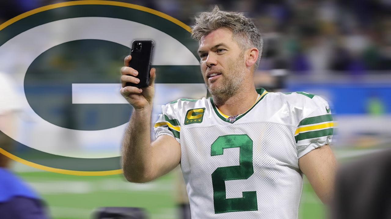Mason Crosby (Green Bay Packers)  - Bildquelle: 2019 Getty Images