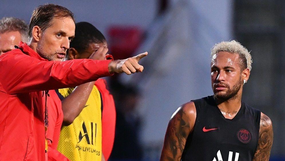Neymar stand wieder nicht im PSG-Kader - Bildquelle: AFPSIDFRANCK FIFE