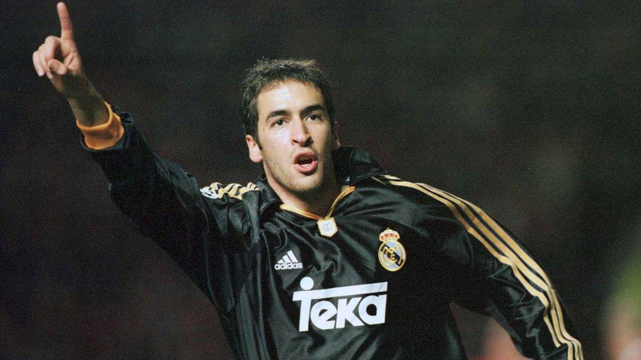Raul (Real Madrid) - Bildquelle: Bongarts