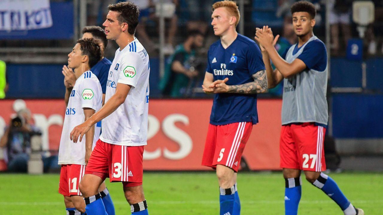 Platz 32 - Hamburger SV - Bildquelle: imago/Oliver Ruhnke