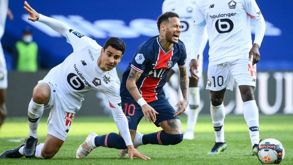 Paris verliert Spitzenspiel gegen den OSC Lille - Bildquelle: AFPSIDFRANCK FIFE