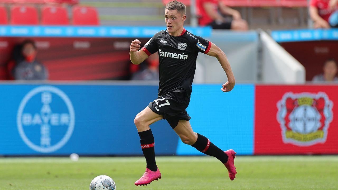 Florian Wirtz (Bayer Leverkusen) - Bildquelle: Getty Images