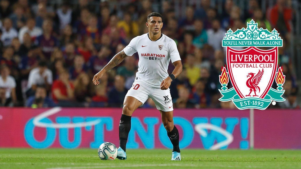 Diego Carlos (FC Sevilla) - Bildquelle: imago images/AFLOSPORT