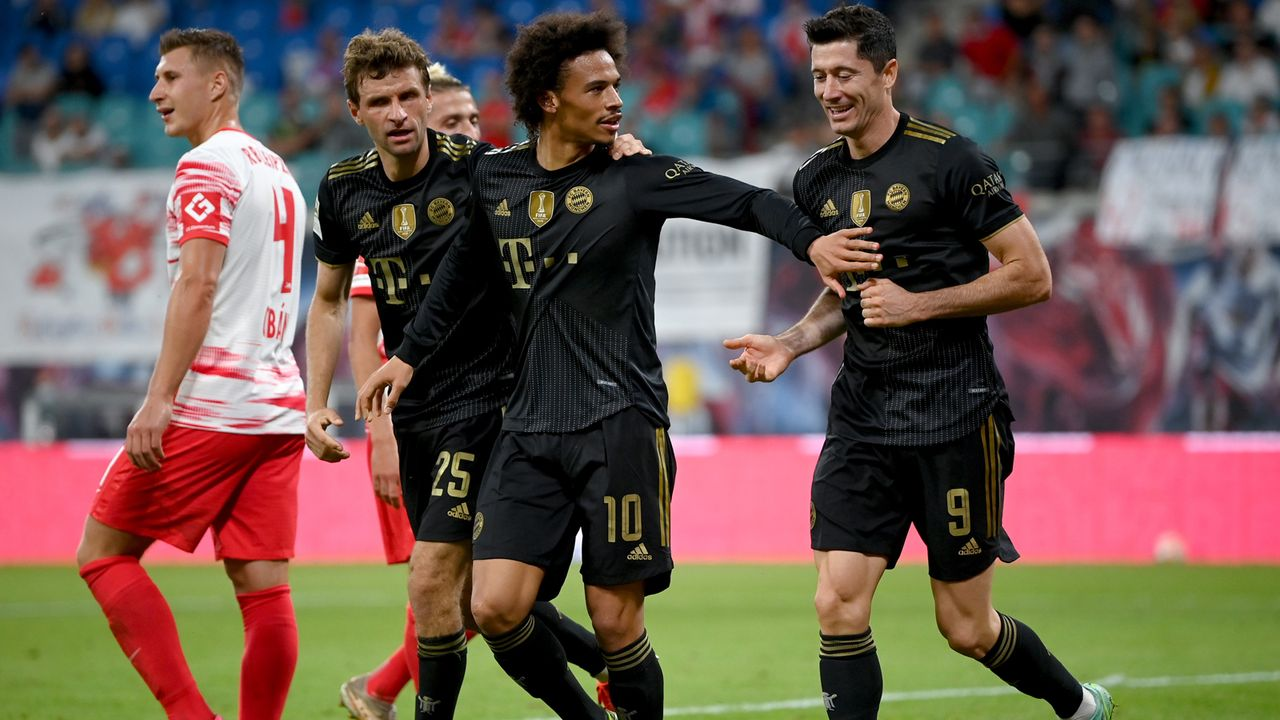 Bayern schlägt Leipzig im Topspiel - Bildquelle: Getty Images