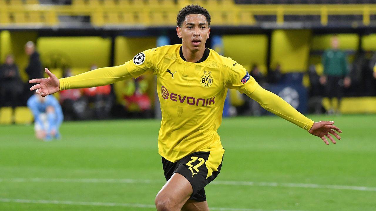 Jude Bellingham (Borussia Dortmund) - Bildquelle: imago images/Team 2