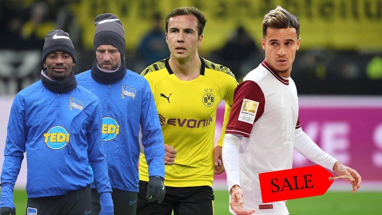 Auslaufende Verträge in der Bundesliga - Bildquelle: Imago