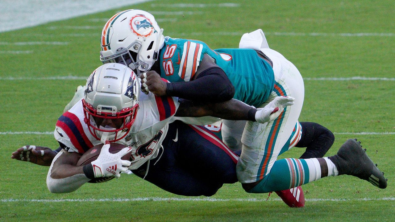 Miami Dolphins at New England Patriots - Bildquelle: Getty Images