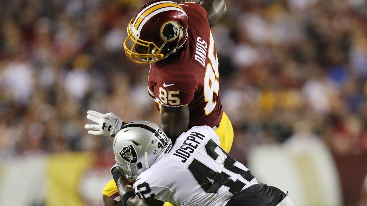 Karl Joseph (Safety, Oakland Raiders) - Bildquelle: 2017 Getty Images