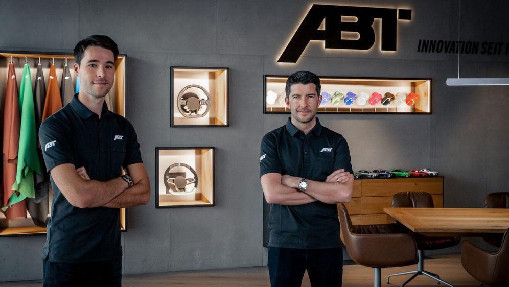 Abt setzt 2021 in der DTM wie versprochen auf zwei Siegfahrer. - Bildquelle: Abt Sportsline