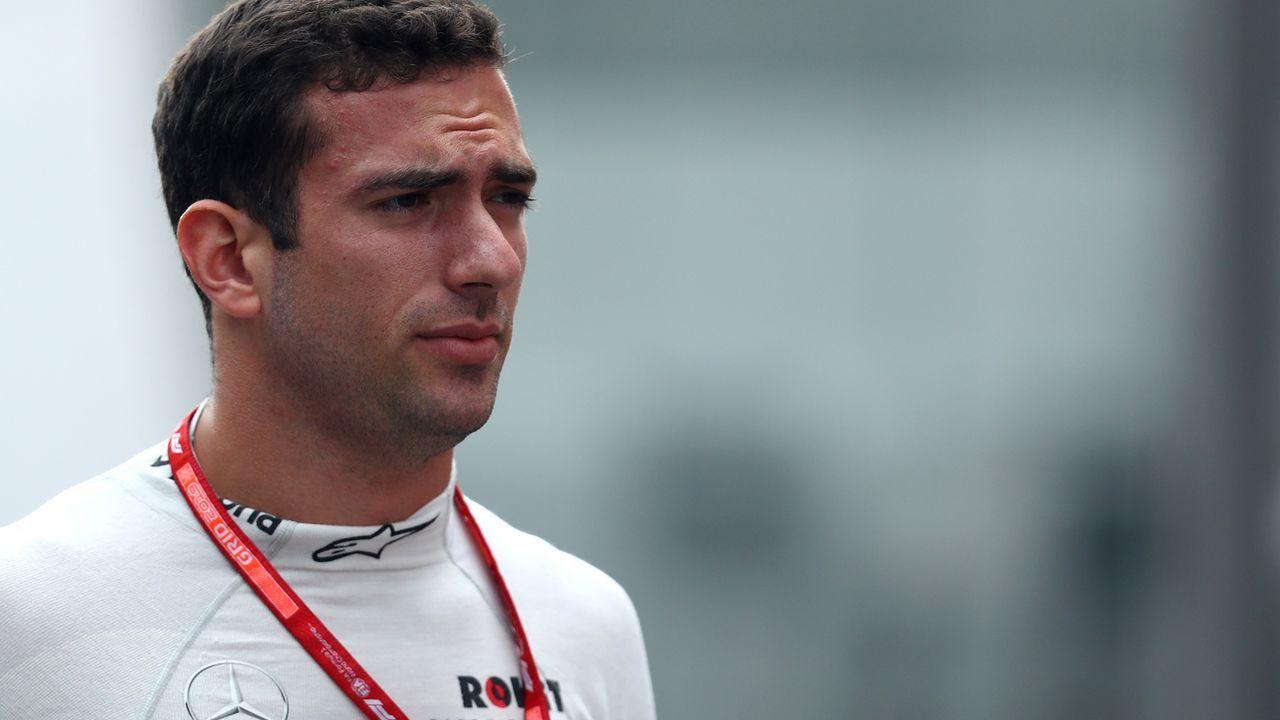Nicholas Latifi (ROKiT Williams Racing) - Bildquelle: Getty Images