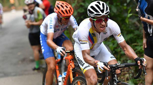 Sergio Henao (Radsport) - Bildquelle: imago/Sirotti