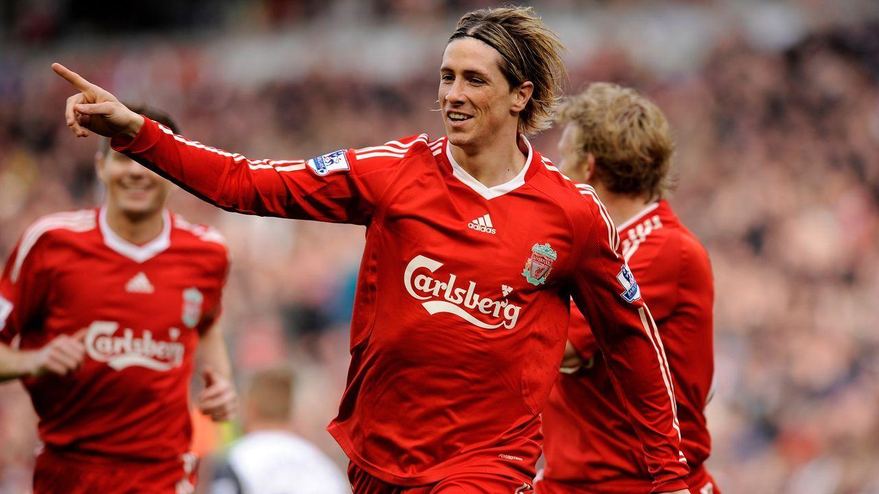 Platz 6 - Fernando Torres - Bildquelle: 2010 Getty Images
