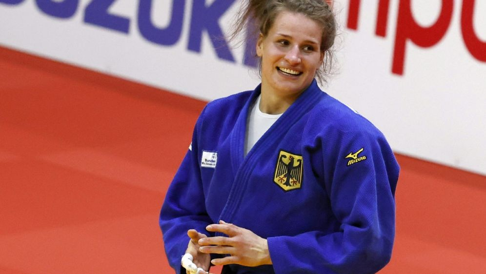 Anna-Maria Wagner kämpft bei der WM in Budapest um Gold - Bildquelle: AFPSIDJACK GUEZ