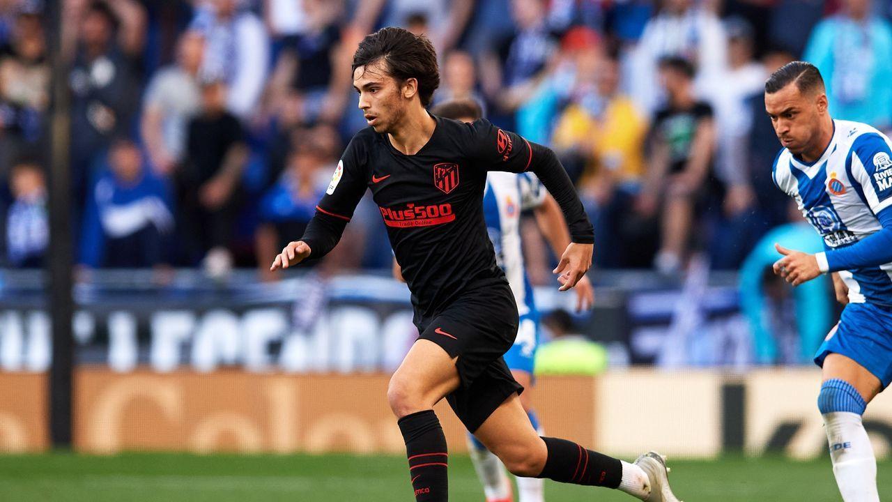 Joao Felix (Atletico Madrid) - Bildquelle: Getty Images