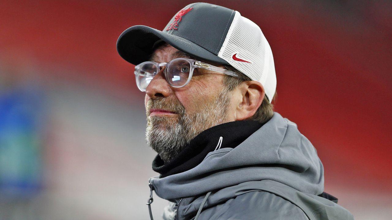 Jürgen Klopp (FC Liverpool) - Bildquelle: imago images/PA Images