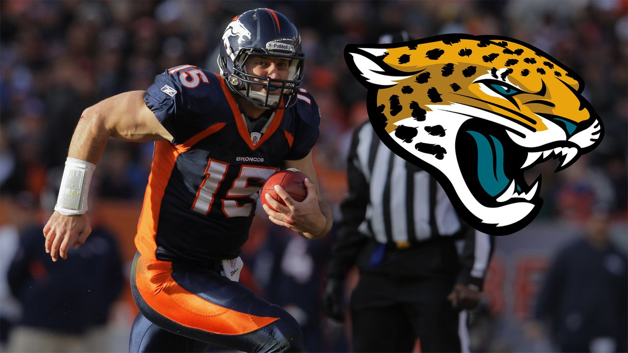 Tim Tebow (Jacksonville Jaguars) - Bildquelle: Getty Images