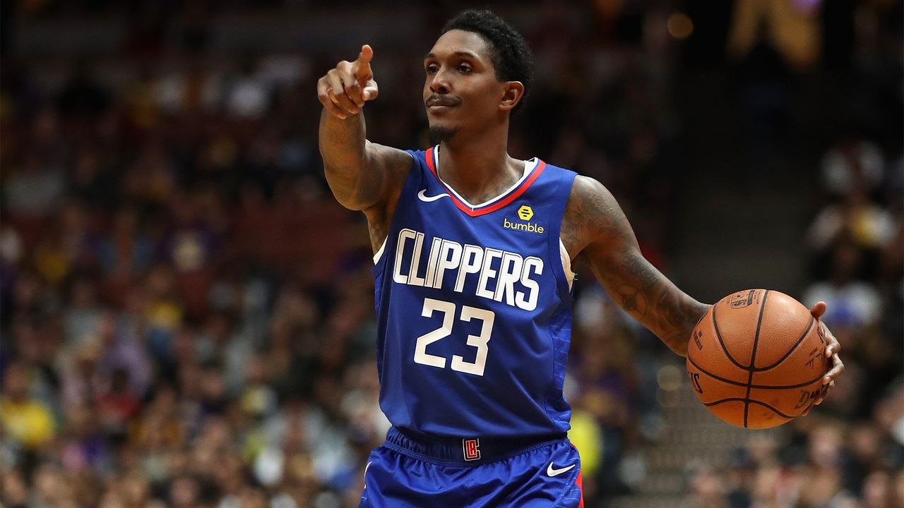 Sixth Man of the Year: Lou Williams (Los Angeles Clippers) - Bildquelle: 2018 Getty Images