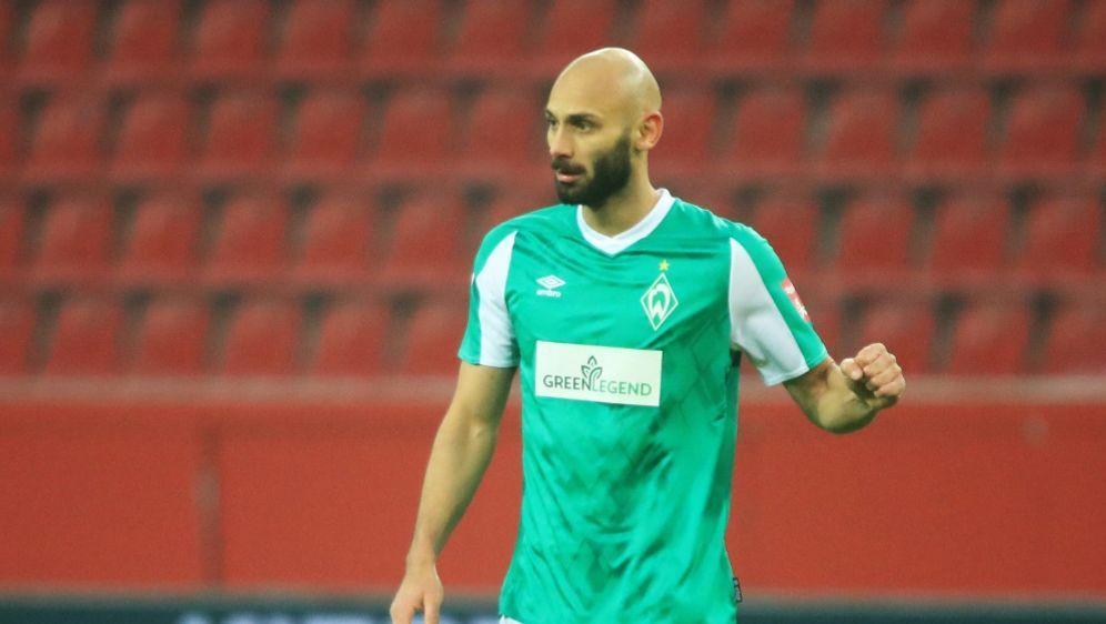 Toprak fehlt Werder Bremen wohl im Liga-Endspurt - Bildquelle: AFPSIDWOLFGANG RATTAY