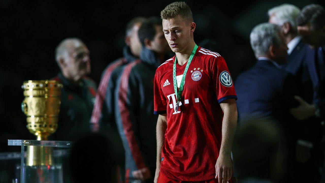 Verlierer im Pokalfinale - Bildquelle: 2018 Getty Images
