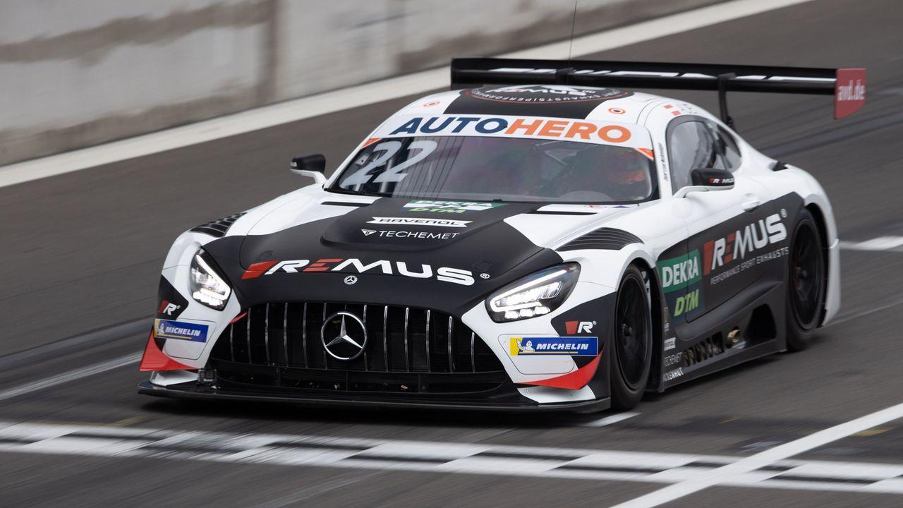 Mercedes-AMG Team Winward (Lucas Auer) - Bildquelle: Gruppe C GmbH