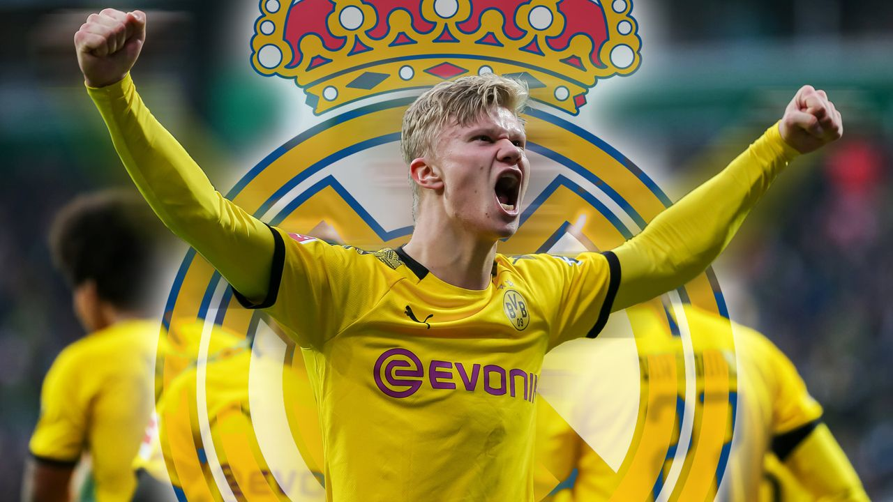 Erling Haaland (Borussia Dortmund) - Bildquelle: imago images / foto2press