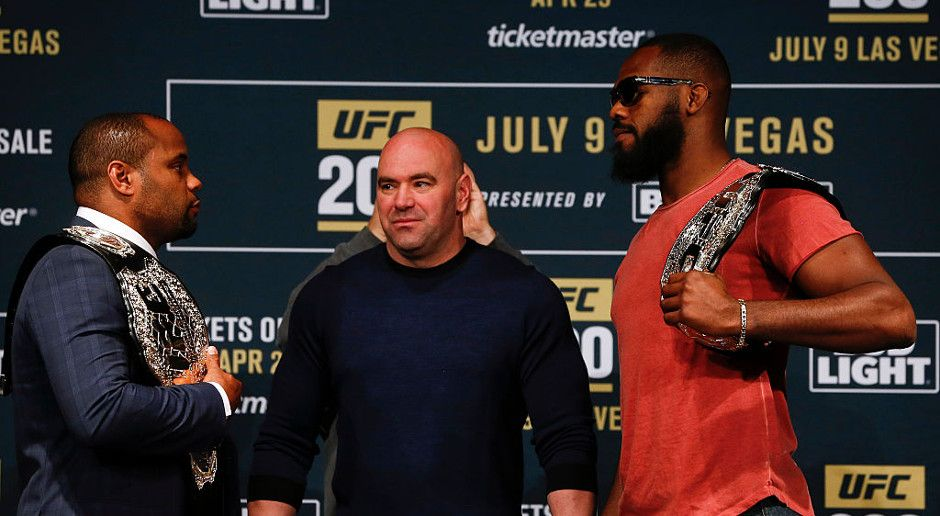 UFC 214: Daniel Cormier vs. Jon Jones 2 - Bildquelle: Getty Images