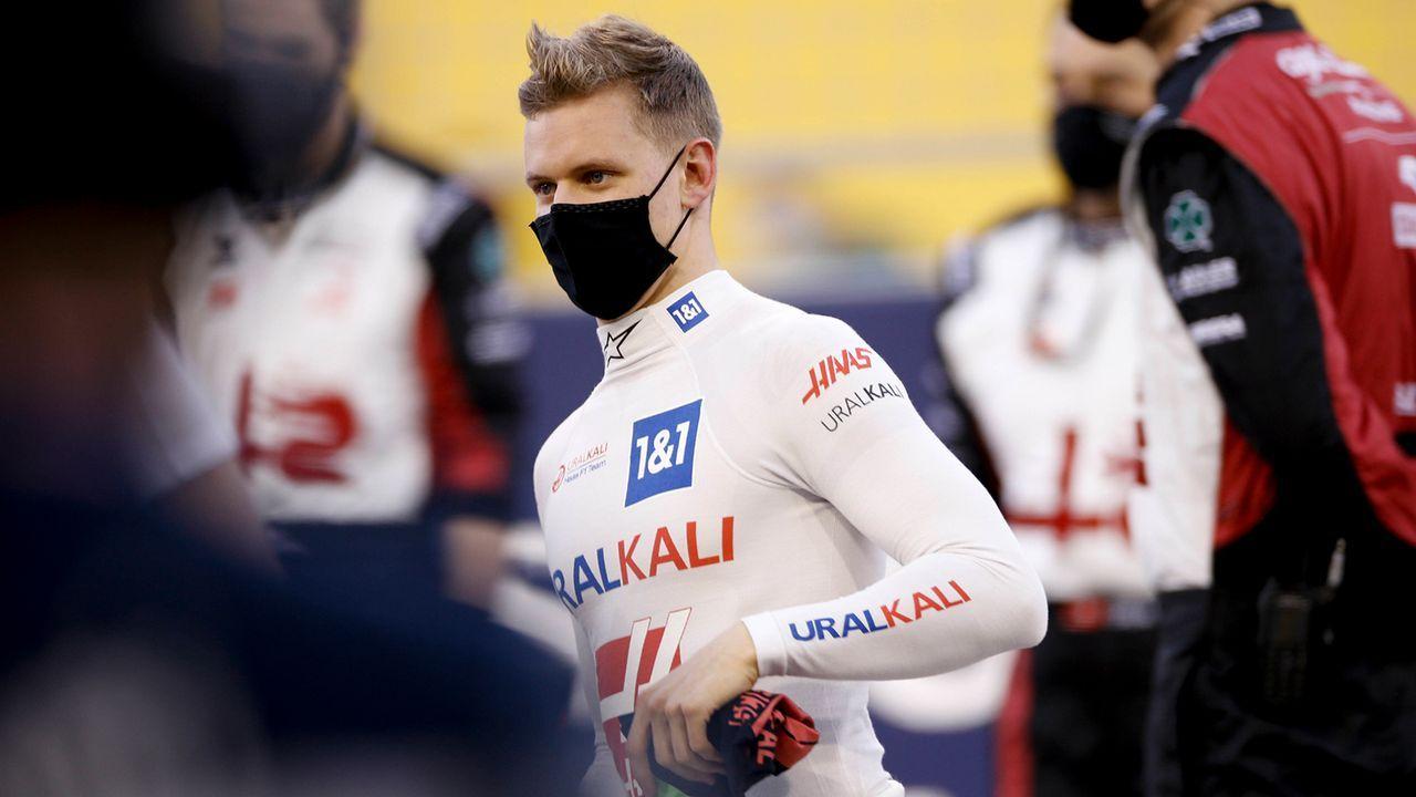 Kann Schumacher seine soliden Leistungen bestätigen und Mazepin hinter sich halten? - Bildquelle: Imago Images