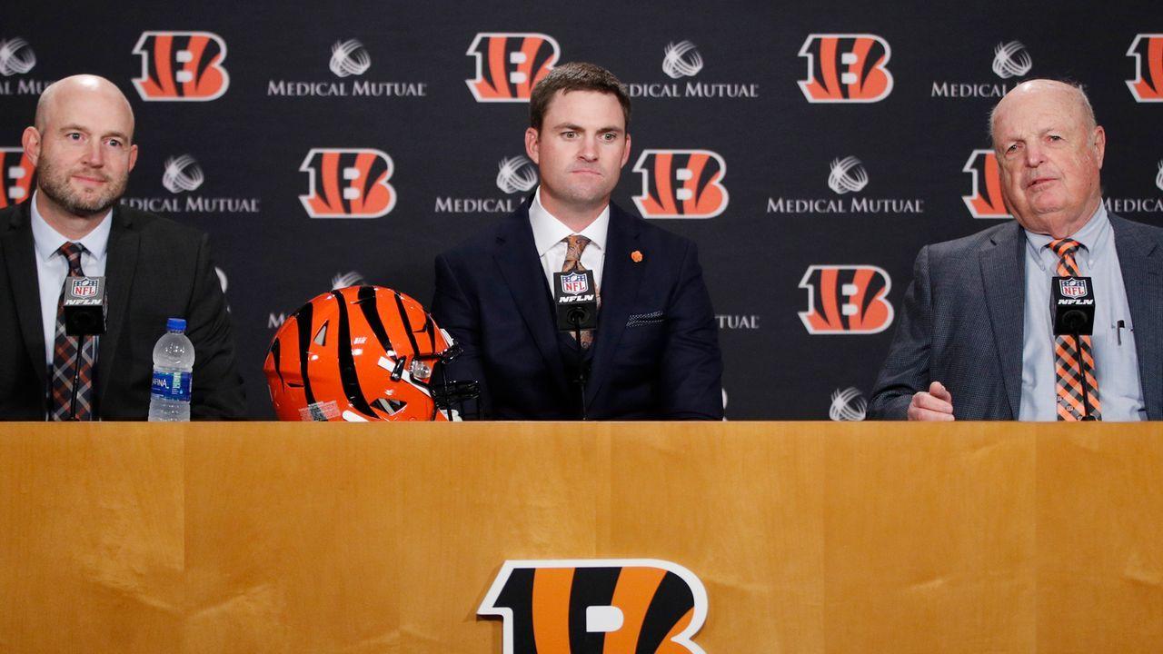 Platz 32: Cincinnati Bengals - Bildquelle: 2019 Getty Images