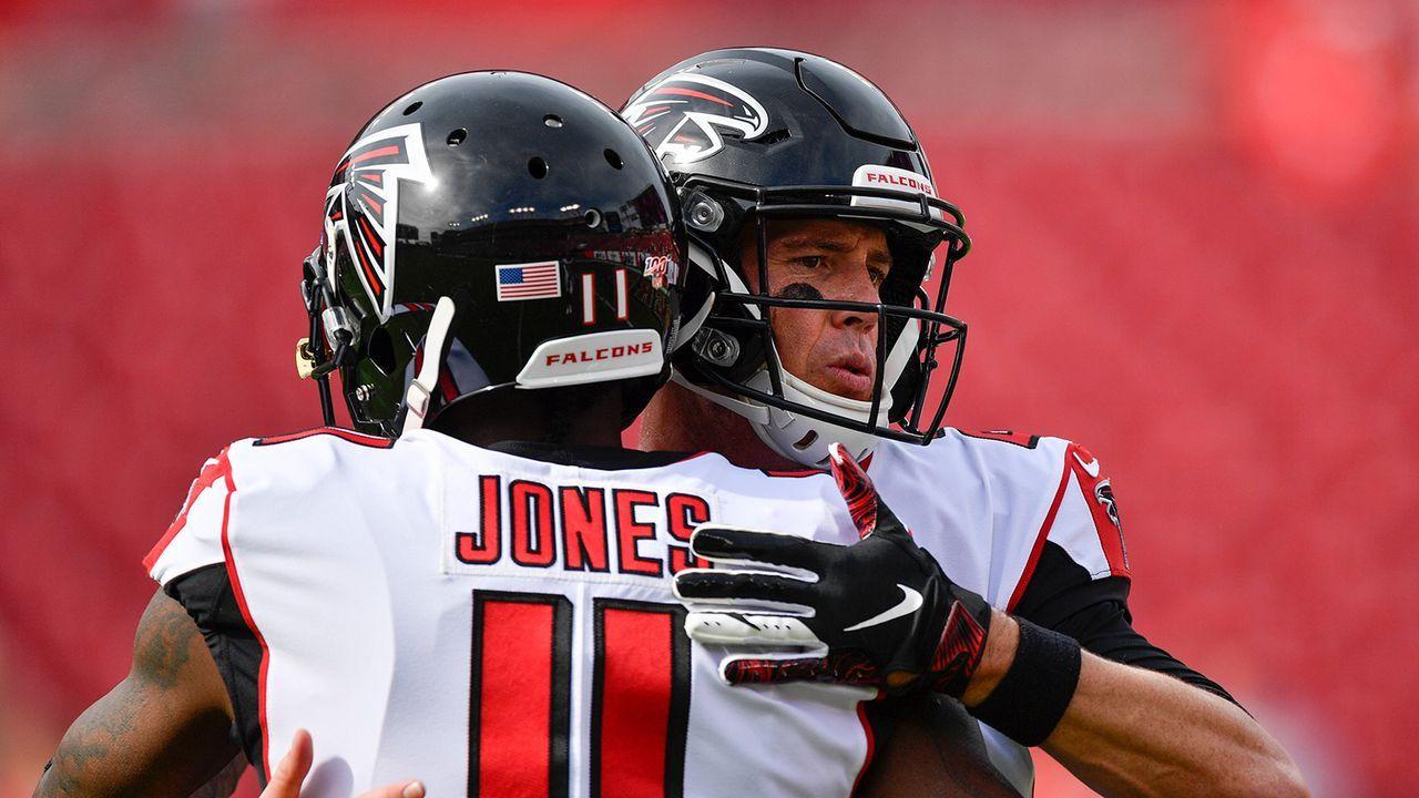 Atlanta Falcons - Bildquelle: Imago
