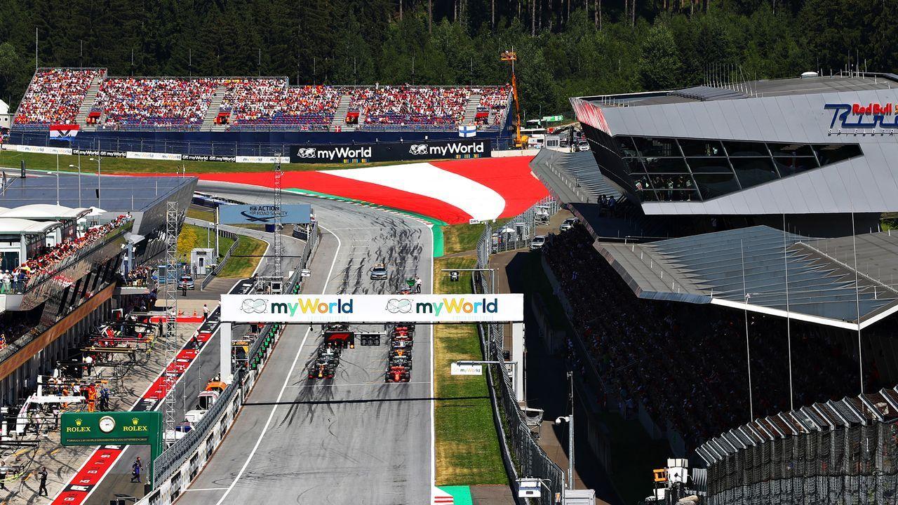 Formel-1-Saisonstart: So sieht das Sicherheitskonzept aus - Bildquelle: 2019 Getty Images