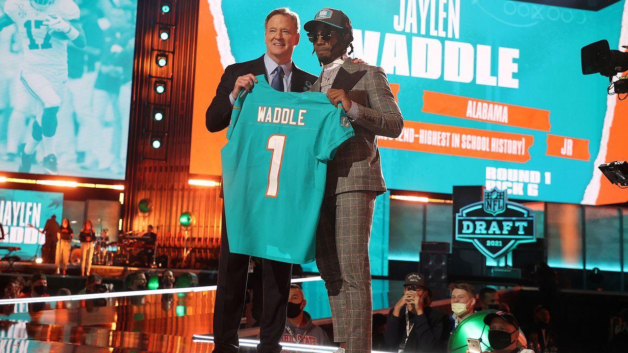Platz 17: Miami Dolphins - Bildquelle: Getty Images