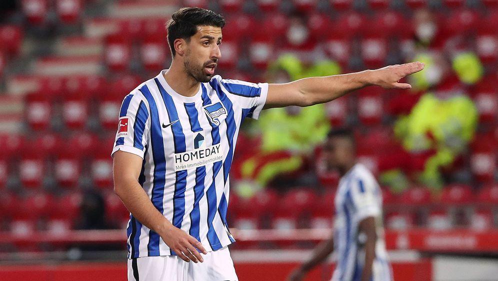 Sami Khedira Beendet Karriere Bei Hertha Bsc